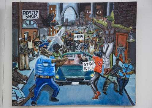 Controversial painting to be removed from Capitol