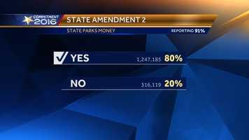 Amendment 2 Passes