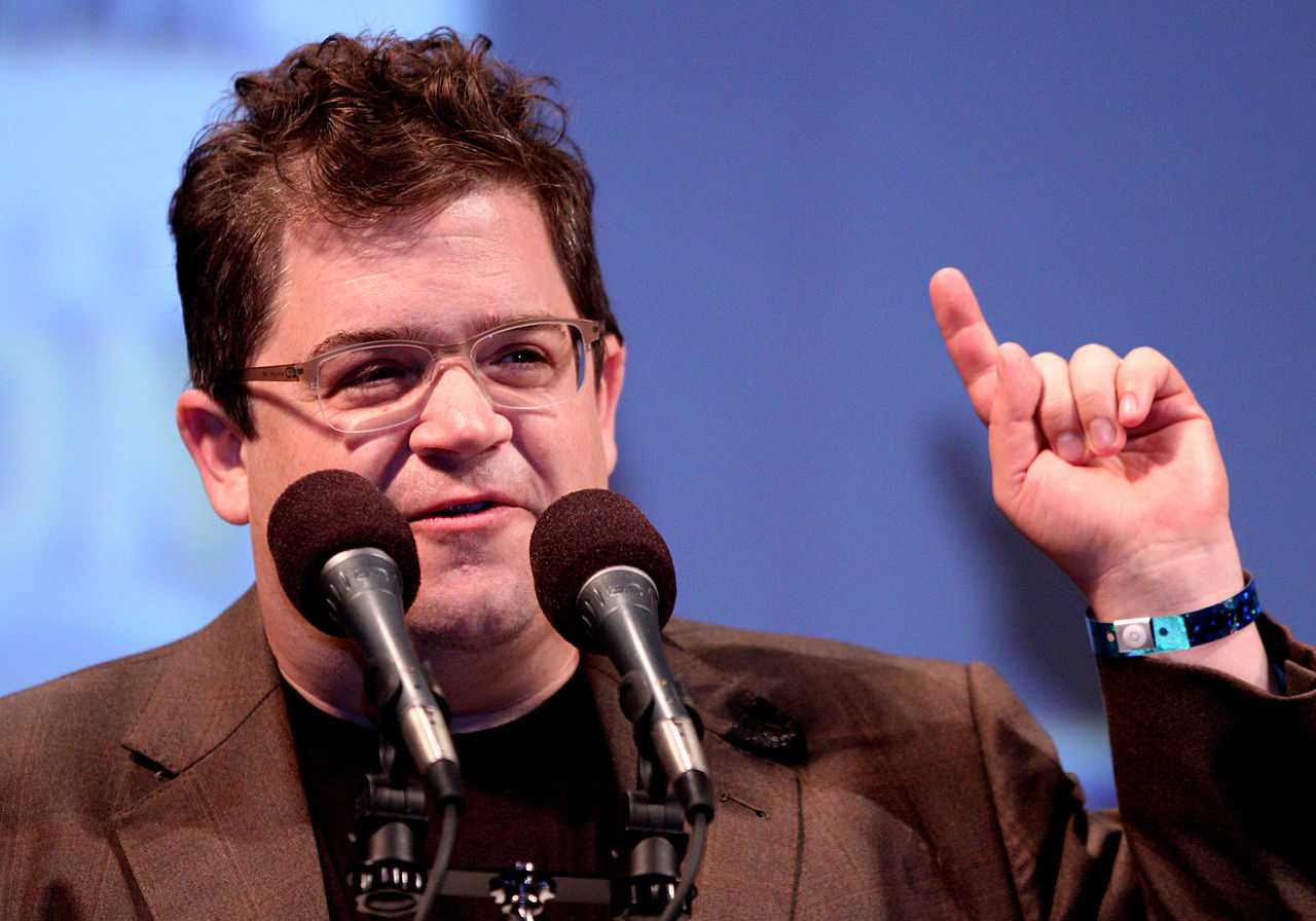 Patton Oswalt shares the cause of wife Michelle McNamara's death