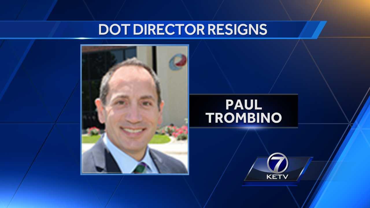 Iowa Transportation Department director resigns