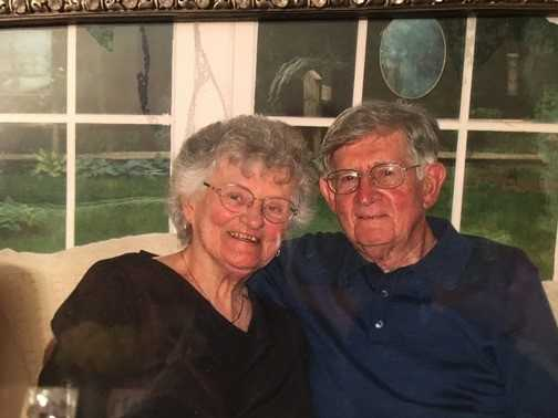 Plymouth Elderly Couple Missing