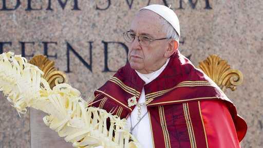 Pope defrocks 2 priests accused of sex abuse