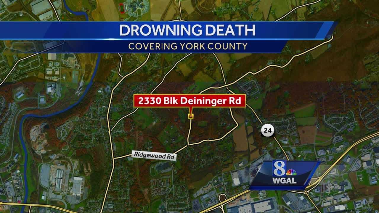 Child drowning map Springettsbury Township