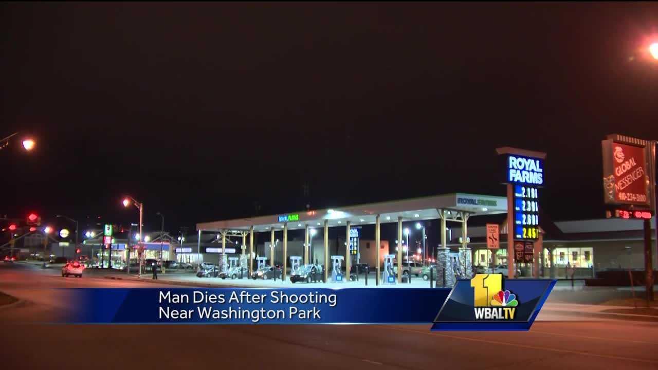Washington Boulevard shooting
