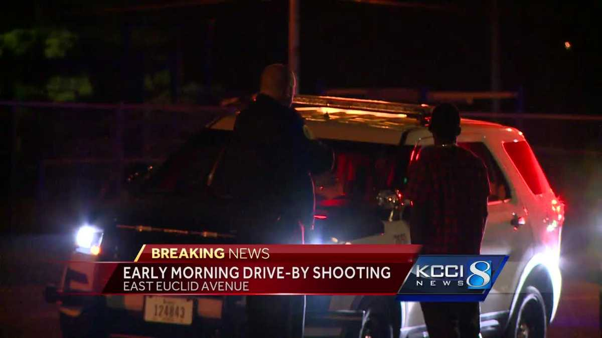 Two men in early 20s hospitalized after Sunday shooting