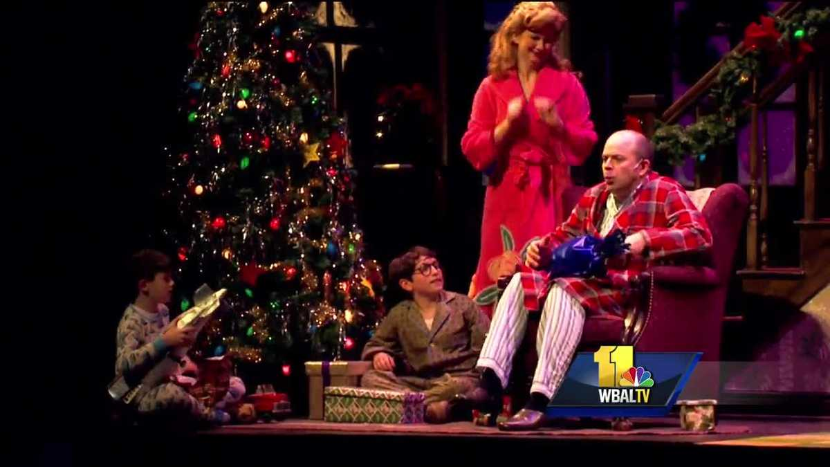 Classic Holiday Movie Takes Stage In Baltimore