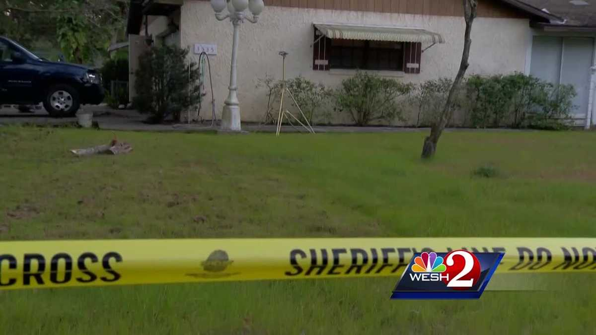 Brevard Detectives Investigate Death Of 80 Year Old Man
