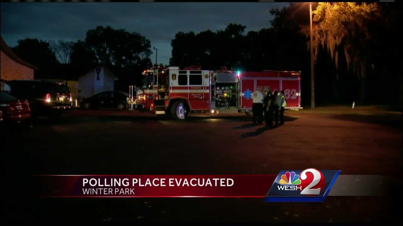 poll place evac