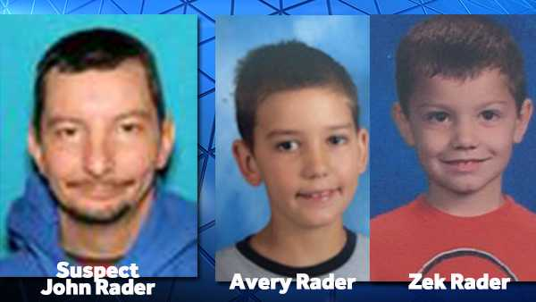 IN police issue Amber Alert for two children