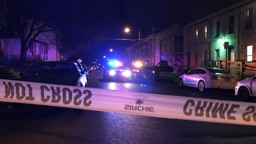 Police involved fatal shooting in Reading