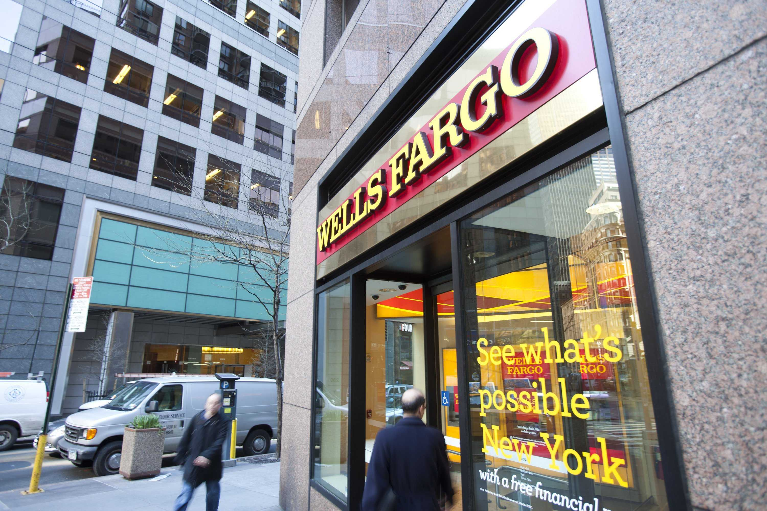 Wells Fargo fires 4 execs linked to fake-accounts scandal