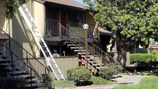 Salinas apartment fire