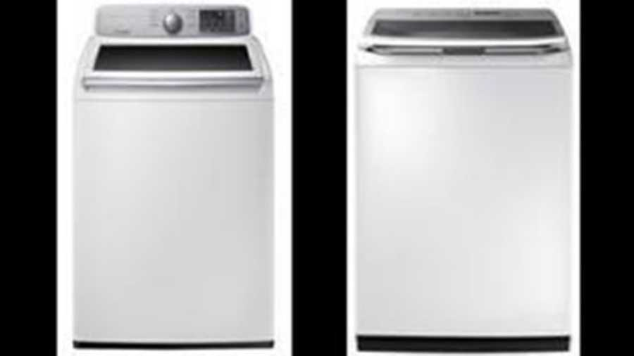samsung washer machine recall