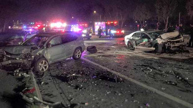 Two people killed in San Jose auto crash