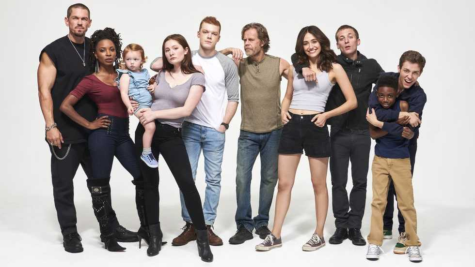 Another 'Shameless' actor leaving show, this week's episode their last