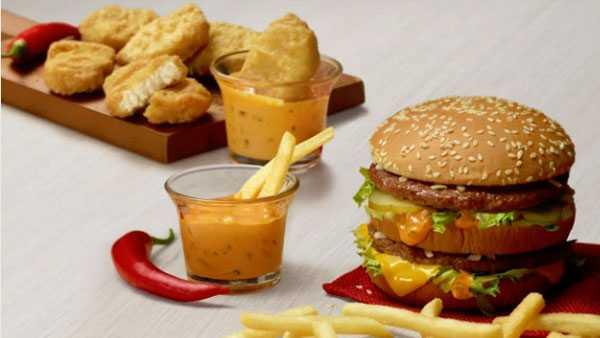 McDonald's latest push to attract millennials? The Sriracha Big Mac