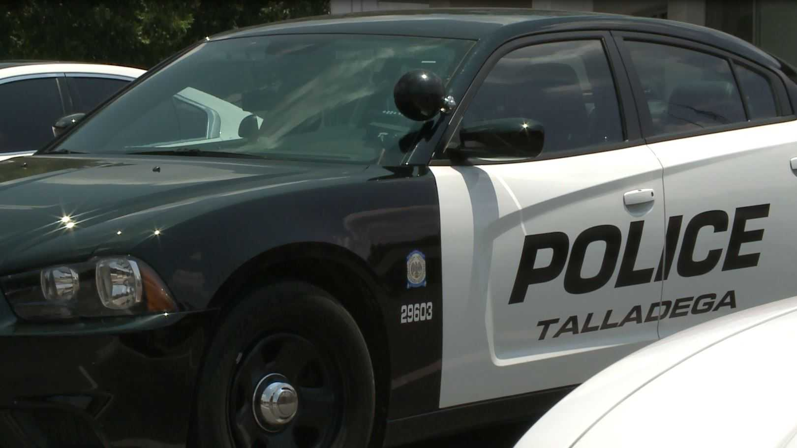 talladega police car