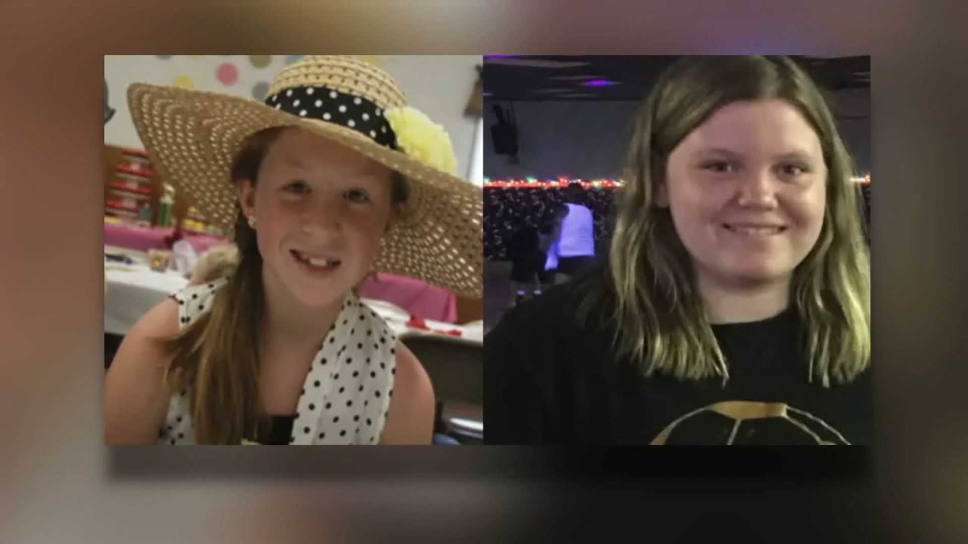 Bodies found in IN are those of missing teen girls, police say