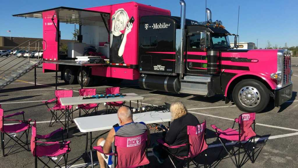 T-Mobile Community Response Vehicles