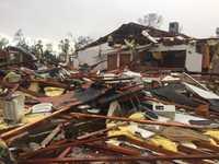 Mississippi tornado