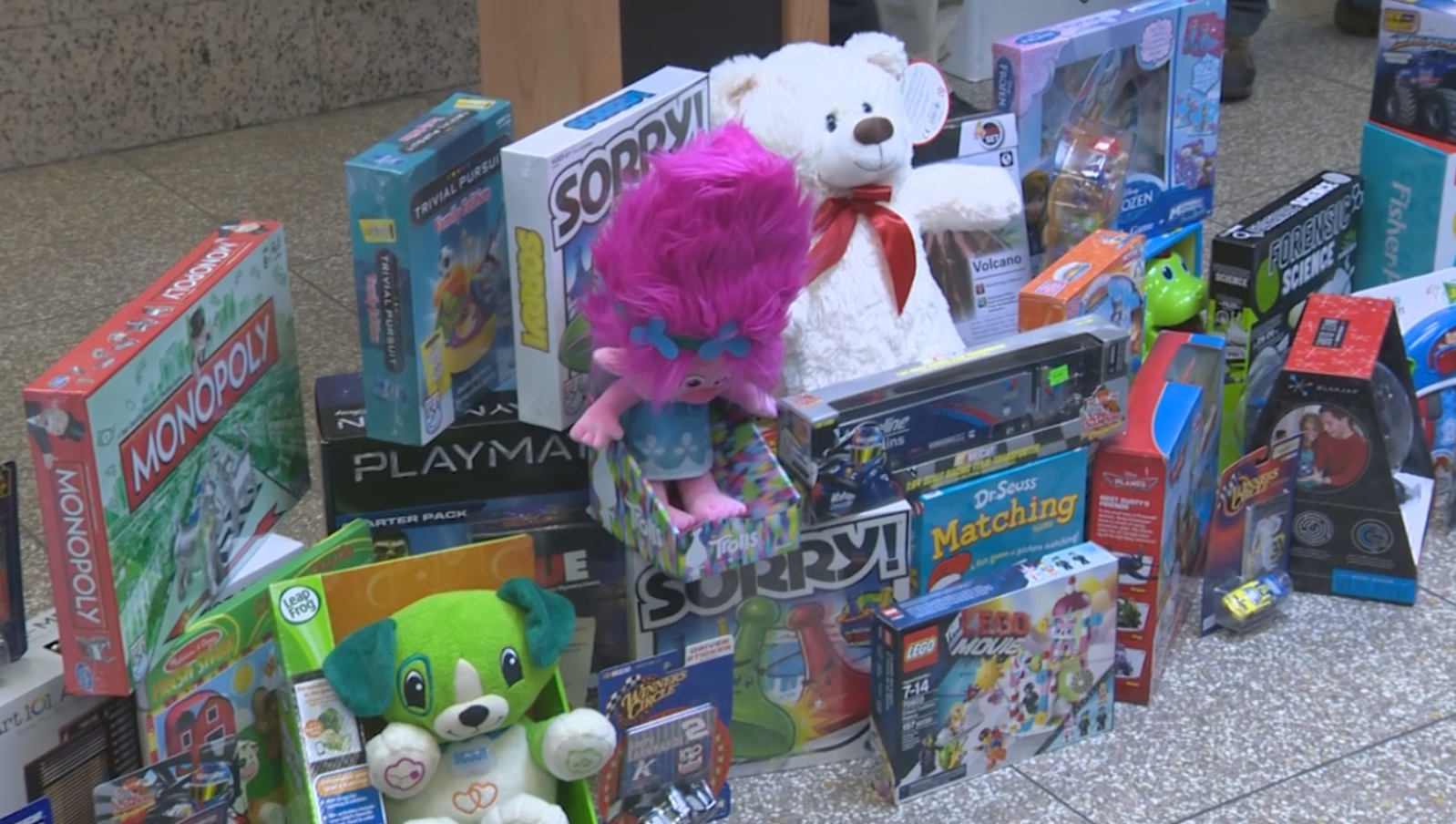 Do's and Don't's for annual Toys for Tots drive