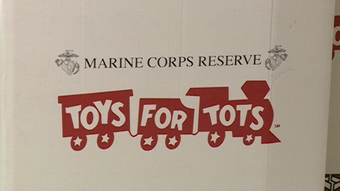 Toys for Tots teams with local libraries