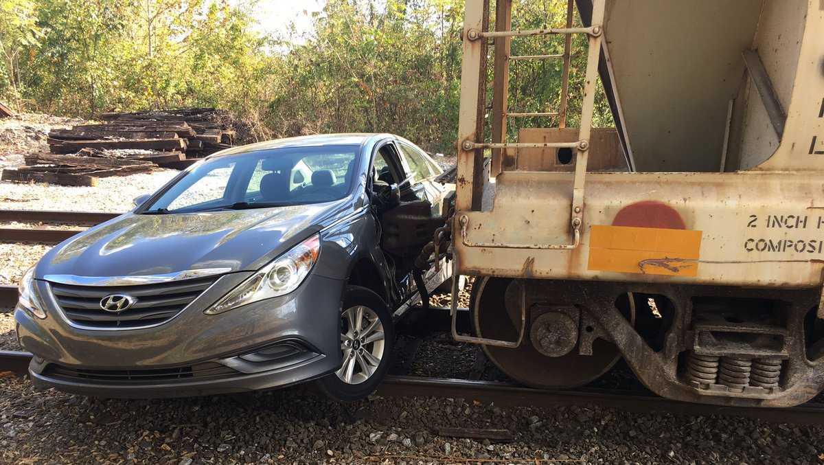 Train-Car Collision
