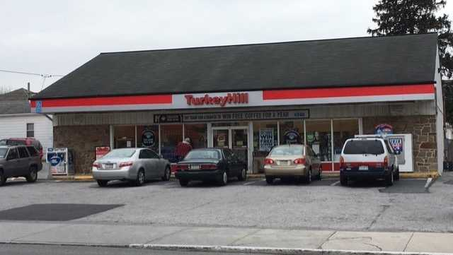 Convenience Store Robbed In York County