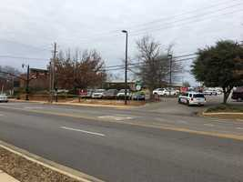 Hostage situation at Tuscaloosa credit union