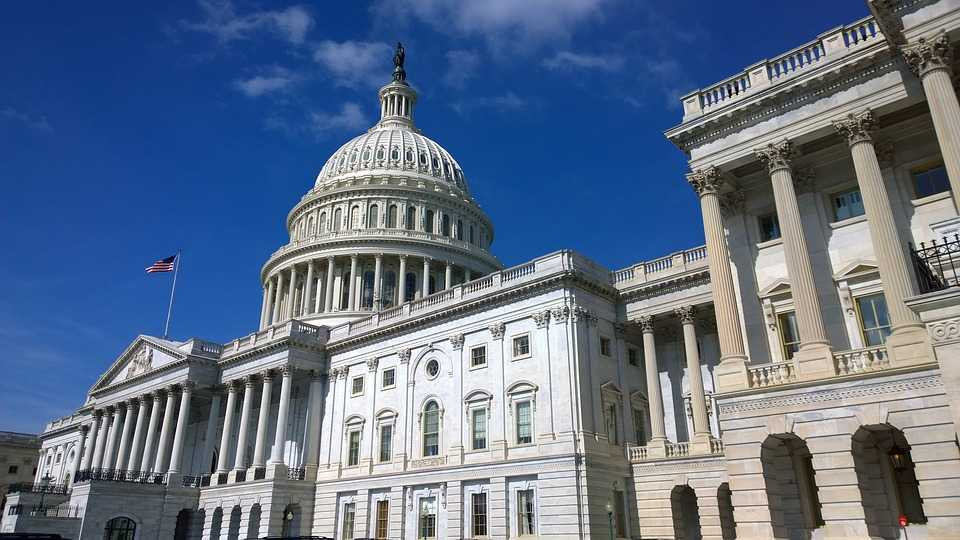 Pixabay U.S. Capitol