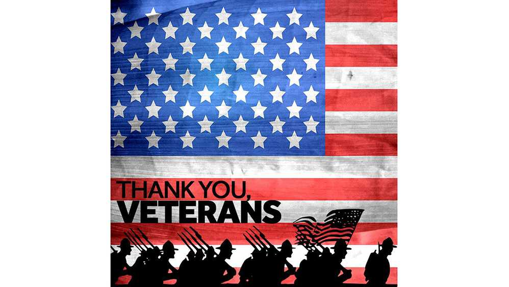Veteran's Day graphic