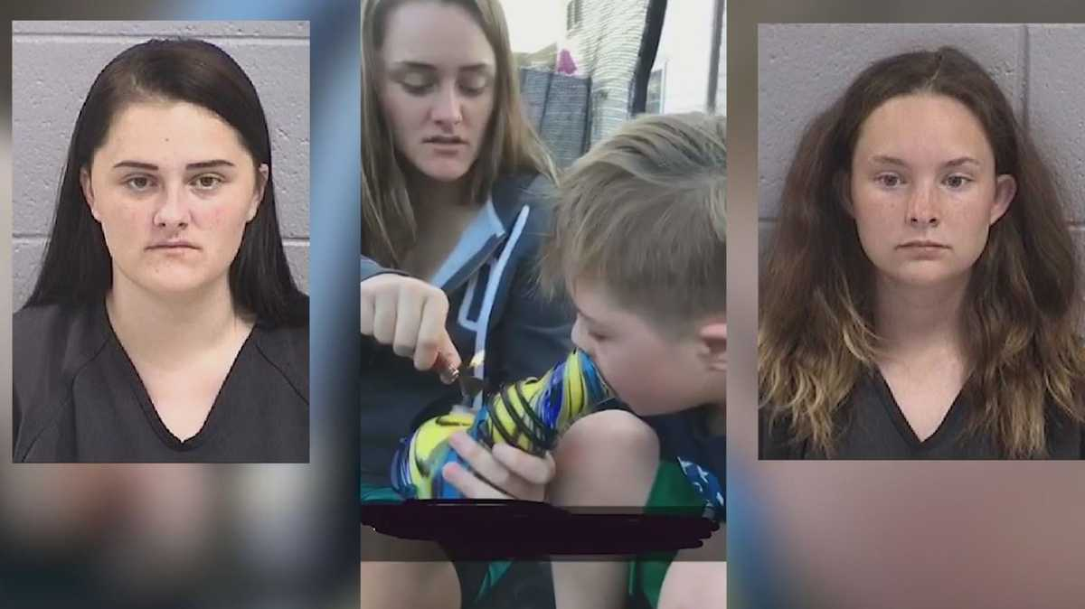 Video shows babysitters abusing 10-year-old with Down syndrome