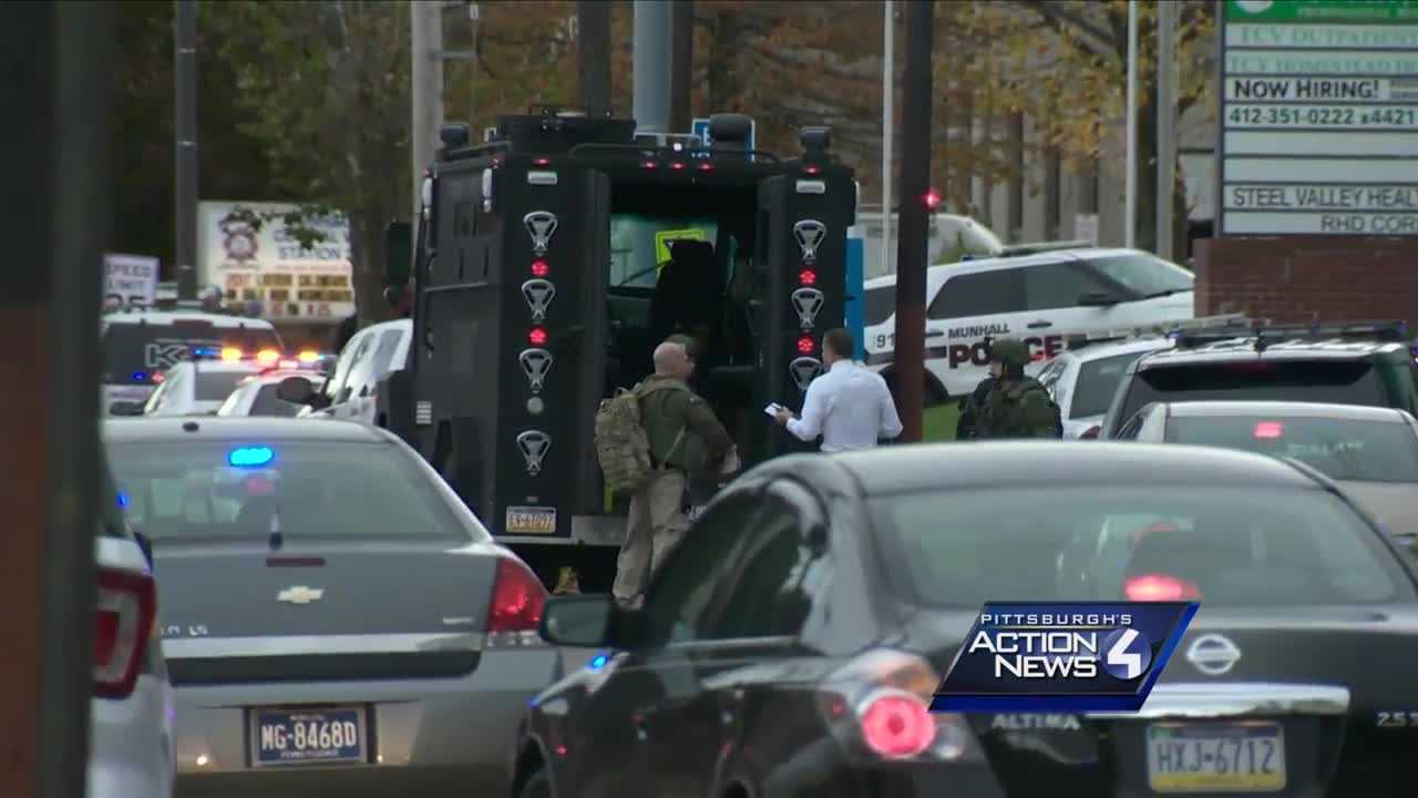 7 taken to hospital after knife attack at Pa. mental facility