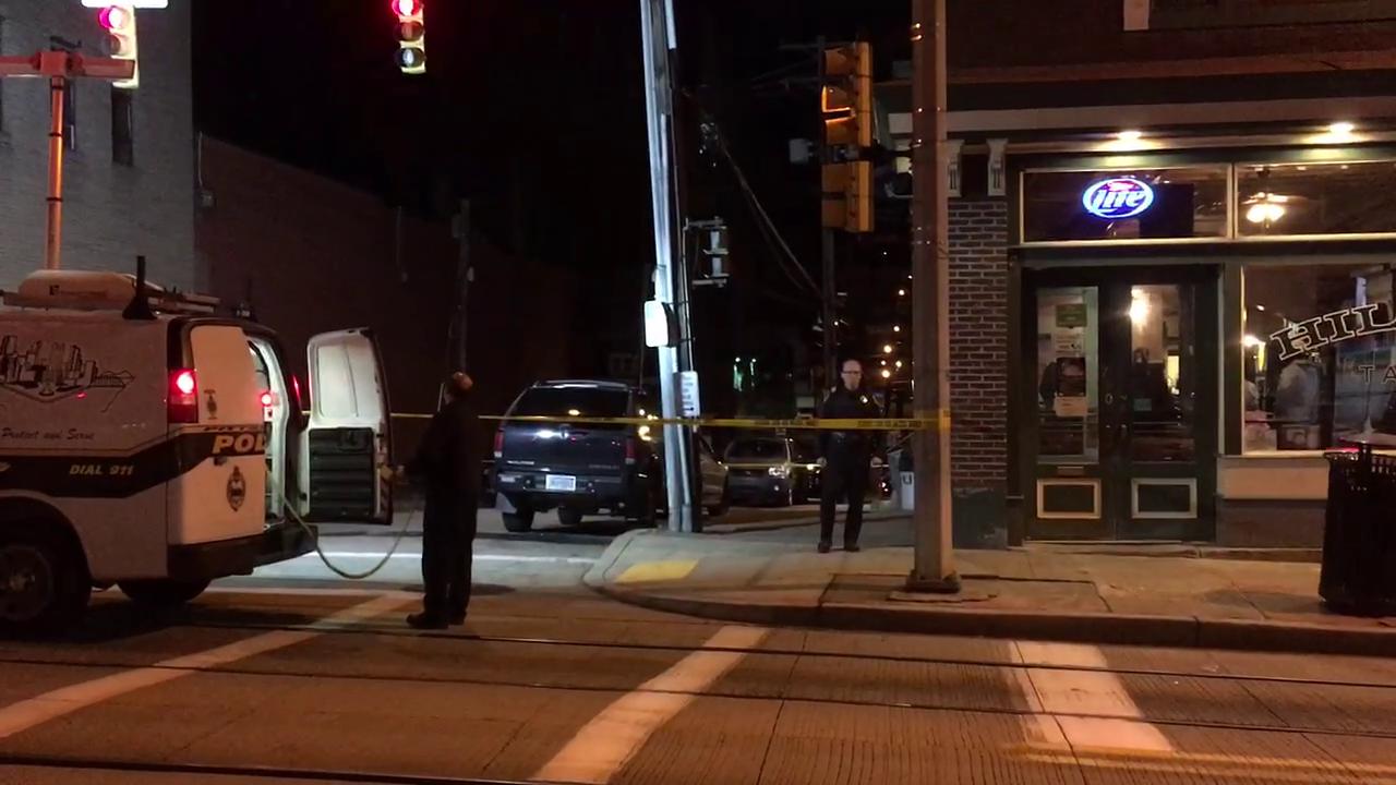 East Warrington Avenue shooting