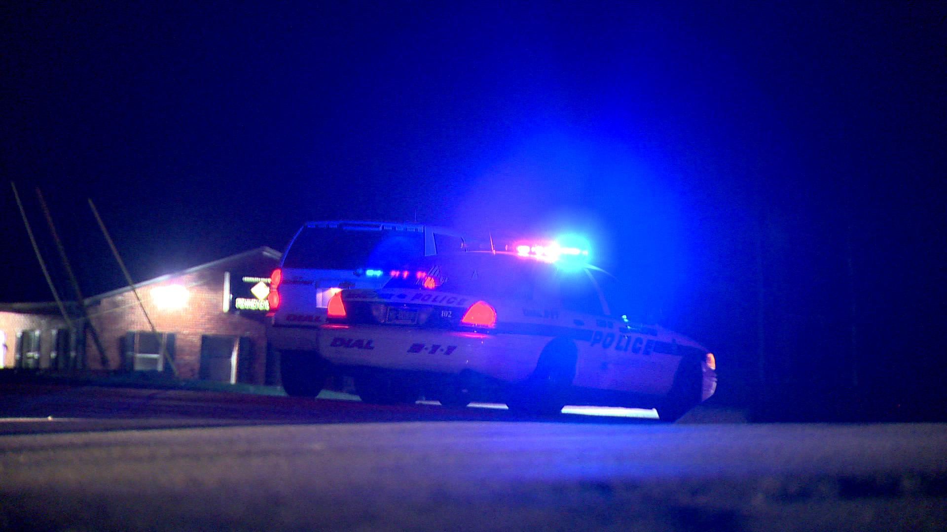 McKeesport car robbery