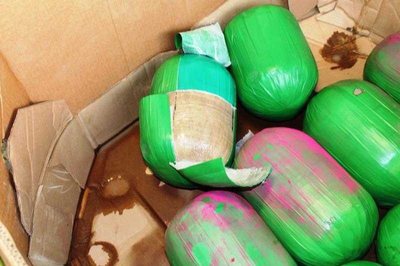 3000 pounds of pot disguised as watermelons seized by Border Patrol