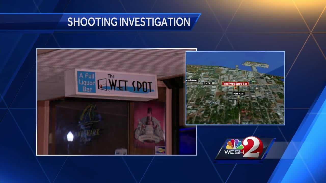 Sanford bar shooting