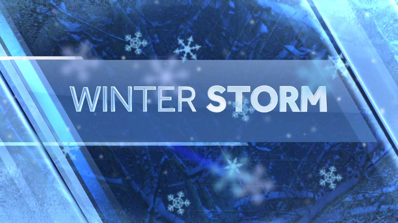 Winter Storm Warning: Winter Storm Warning Issued For Some Central Alabama Counties