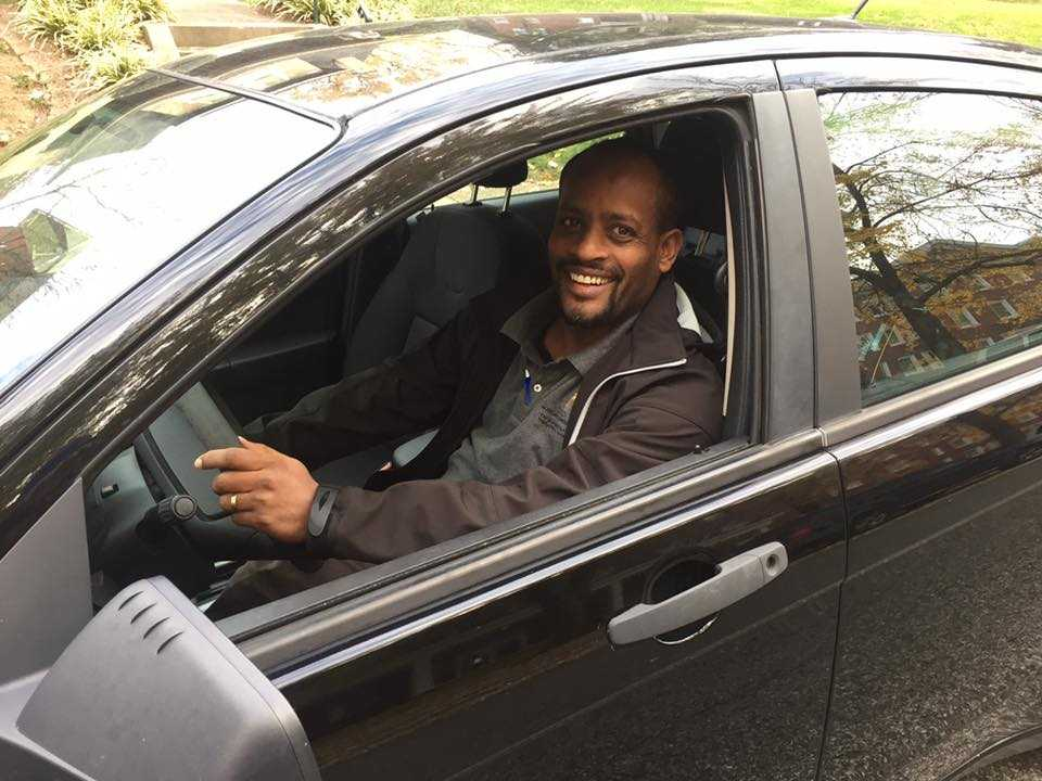 Image result for Ethiopian family living in Louisville receives free car on Thanksgiving day