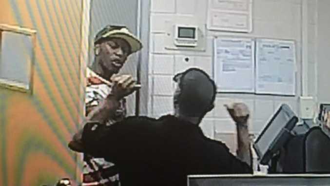 Birmingham Wendy's robbery