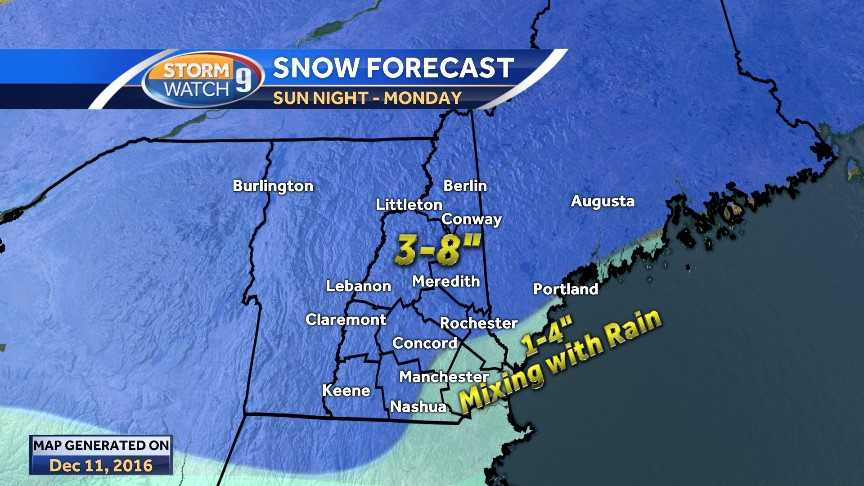 National Weather Service issues lake effect snow advisory for Jefferson County