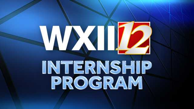 WXII 12 Internship Program