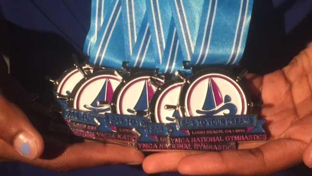 2017 National Gymnastics Championship coming to Savannah