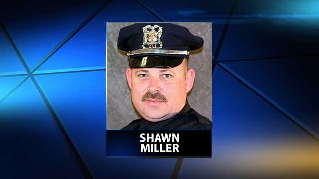 Shawn Miller West Des Moines Police