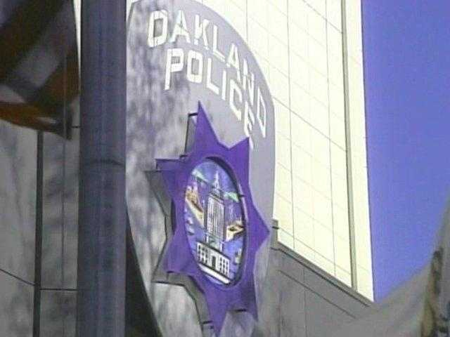 Oakland police officers arrested on prostitution charges