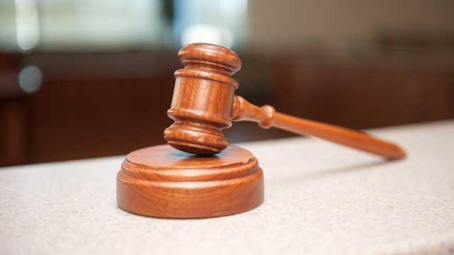 Generic court, gavel, lawsuit, arraignment, judgment