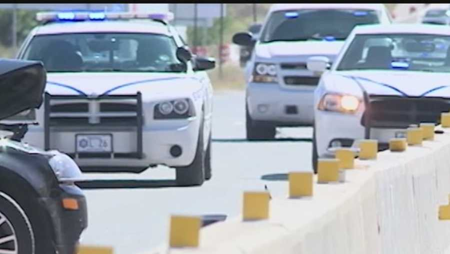 Arkansas State Police working multiple traffic accidents on I-49