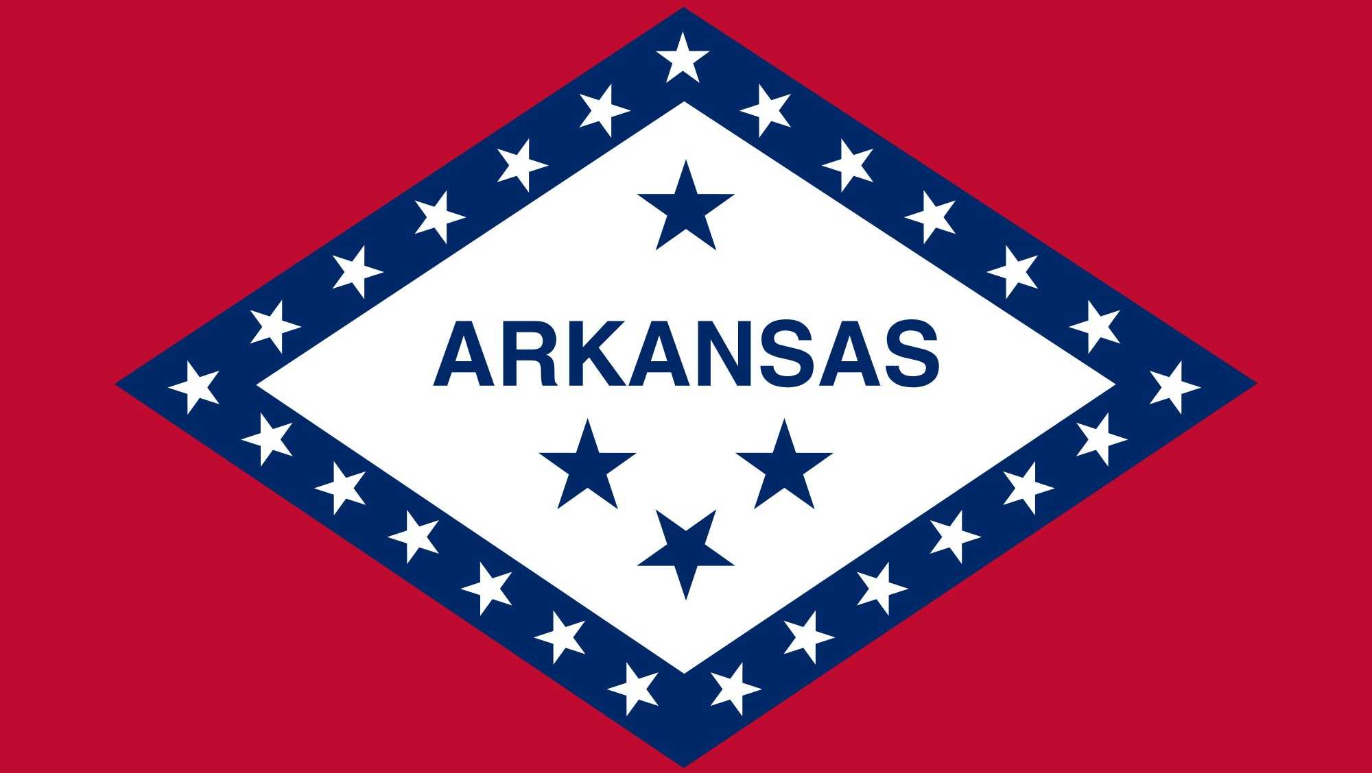 well-being states - Arkansas