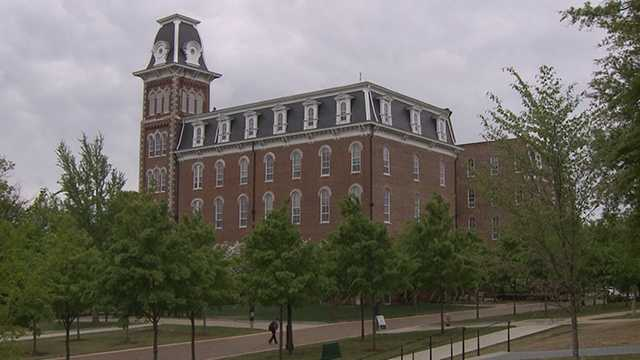 University of Arkansas investigated over sexual assault, harassment cases