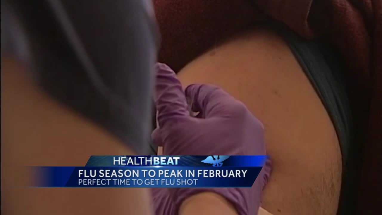 Flu is widespread in Missouri — CDC